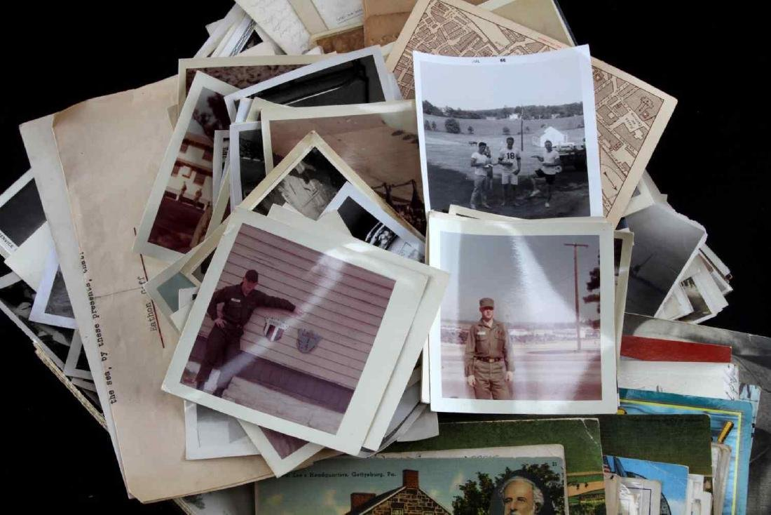HUGE WWII U.S MILITARY PHOTOGRAPH & POSTCARD LOT - 4