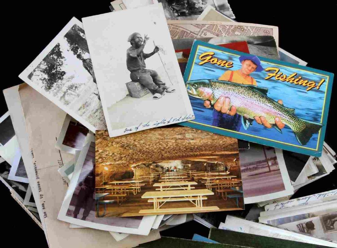 HUGE WWII U.S MILITARY PHOTOGRAPH & POSTCARD LOT - 5