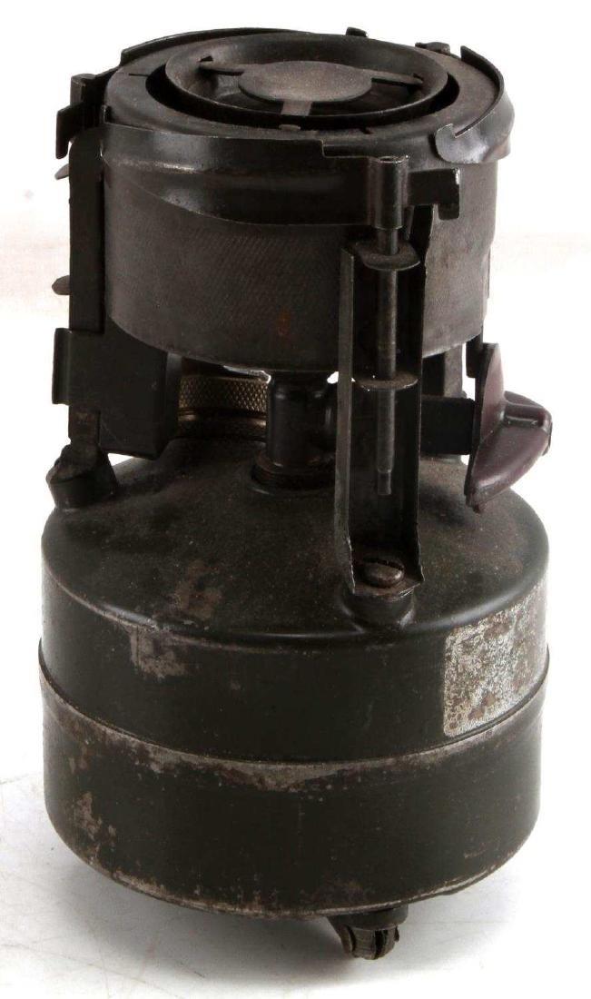 US ARMY KOREAN WAR ERA FIELD GAS STOVE - 3