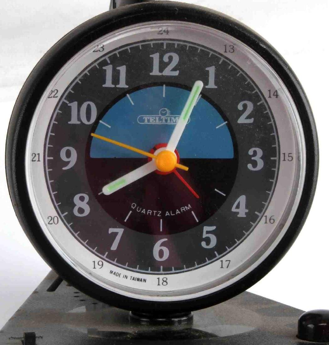 US ARMY AIR FORCE WWII B-17 FLYING FORTRESS CLOCK - 5
