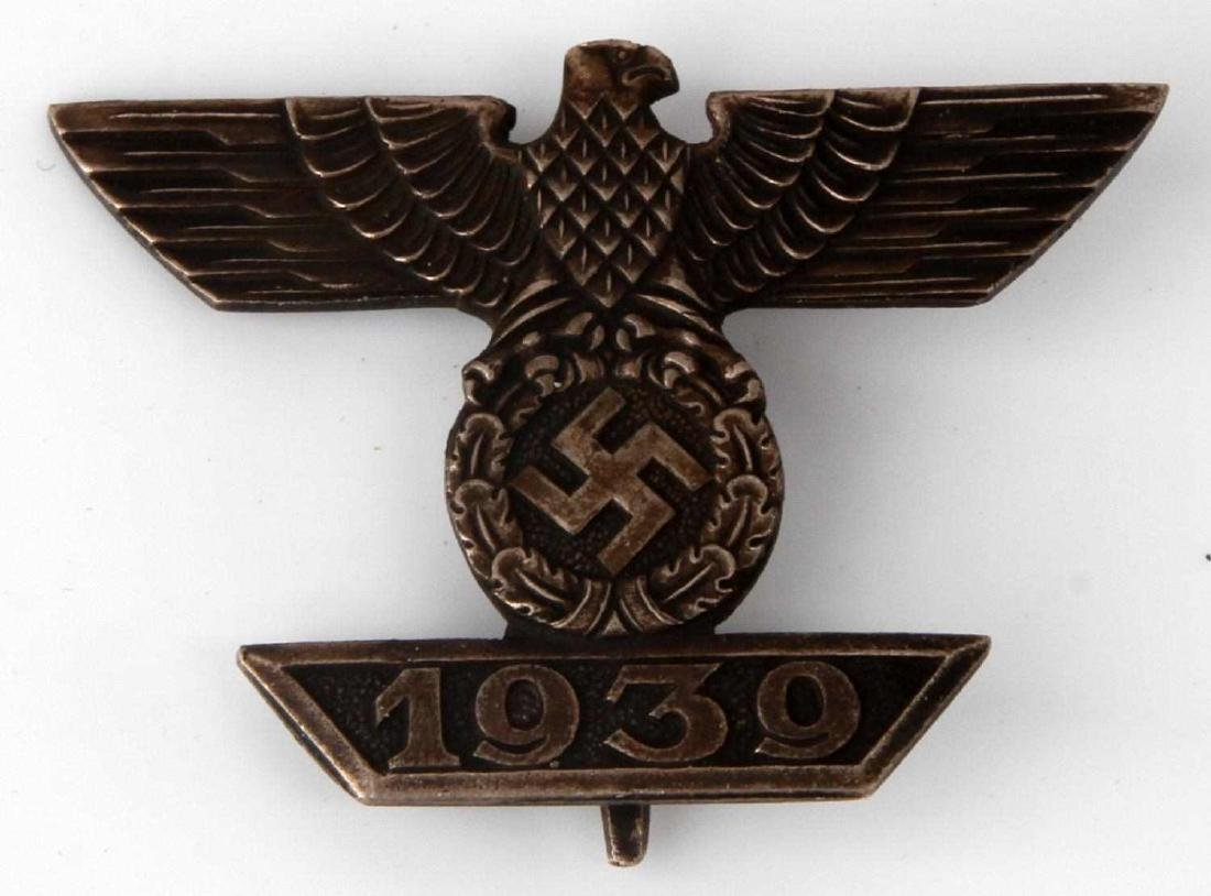 GERMAN WWII IRON CROSS 2ND CLASS L/11 SPANGE