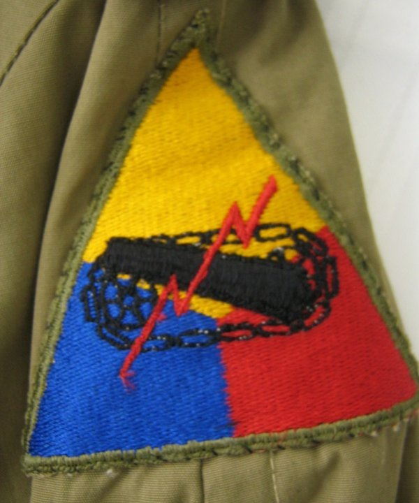 WWII ORIGINAL US OFFICER MAJOR TRENCH COAT - 2