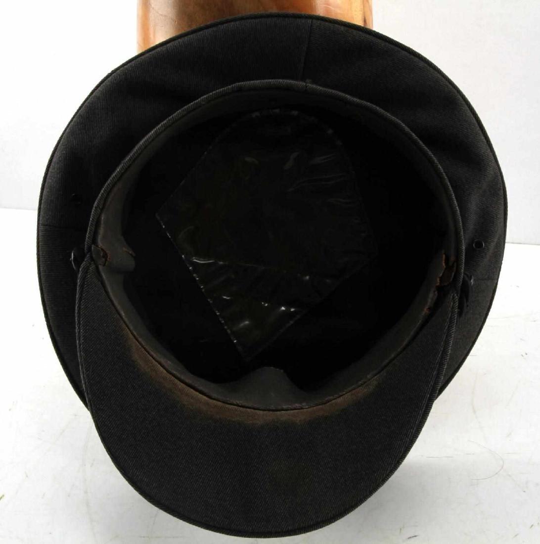 WWII GERMAN THIRD REICH NSKOV VISOR CAP - 7