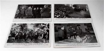 WWII GERMAN 3RD REICH NSDAP OFFICIAL SIGNED PHOTOS