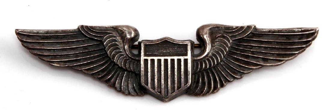 USAAF WWII UNITED STATES ARMY AIR FORCE PILOT WING