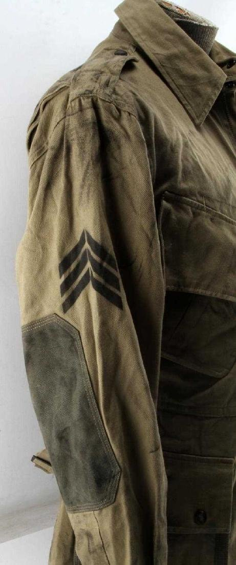 US WWII ARMY 101ST AIRBORNE PARATROOPER M42 JACKET - 3