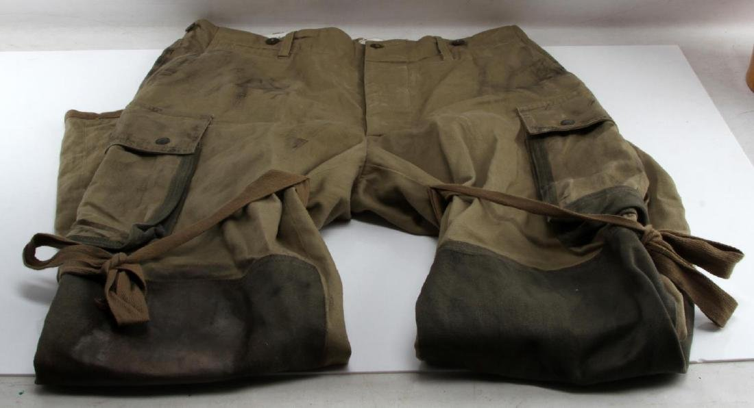 US WWII ARMY 101ST AIRBORNE PARATROOPER M42 PANTS