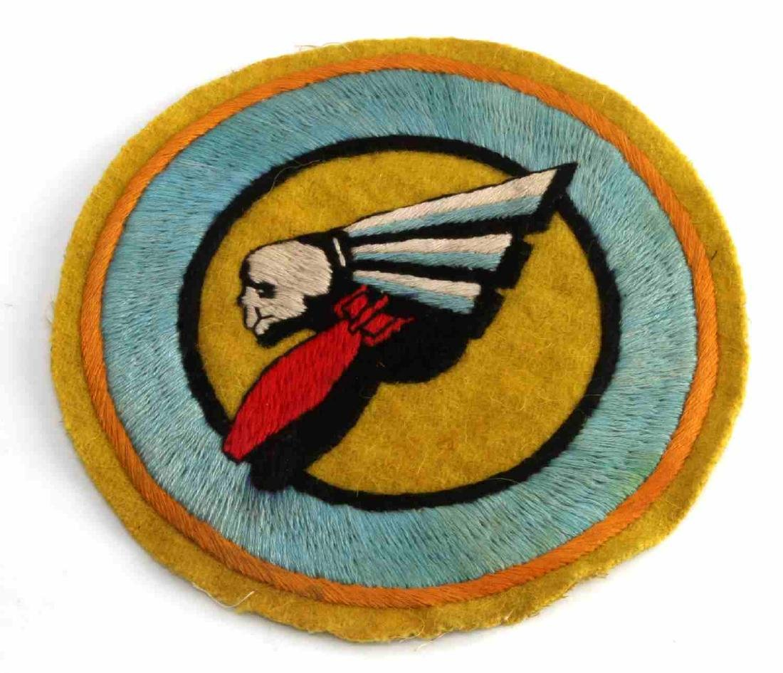 USAAF WWII ARMY AIR FORCE BOMB SQUADRON PATCH