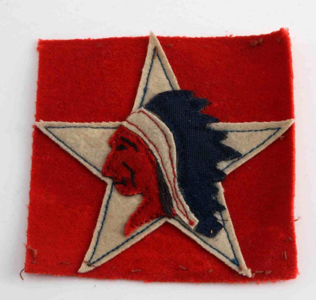 US MARINE CORPS WWI 5TH REGIMENT SHOULDER PATCH
