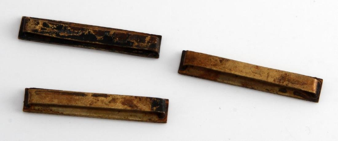 WWI US WINGED VICTORY BATTLE BAR LOT OF THREE - 2