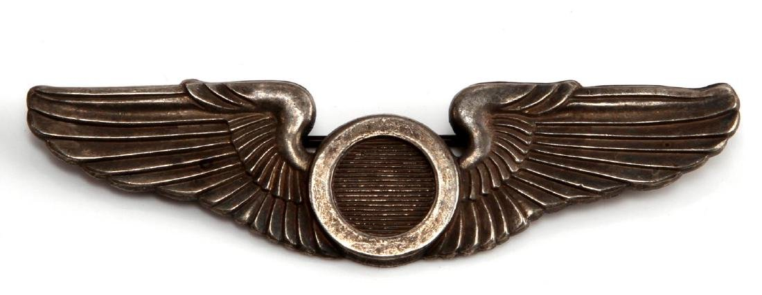 USAAF WWII ARMY AIR FORCE OBSERVER WING STERLING