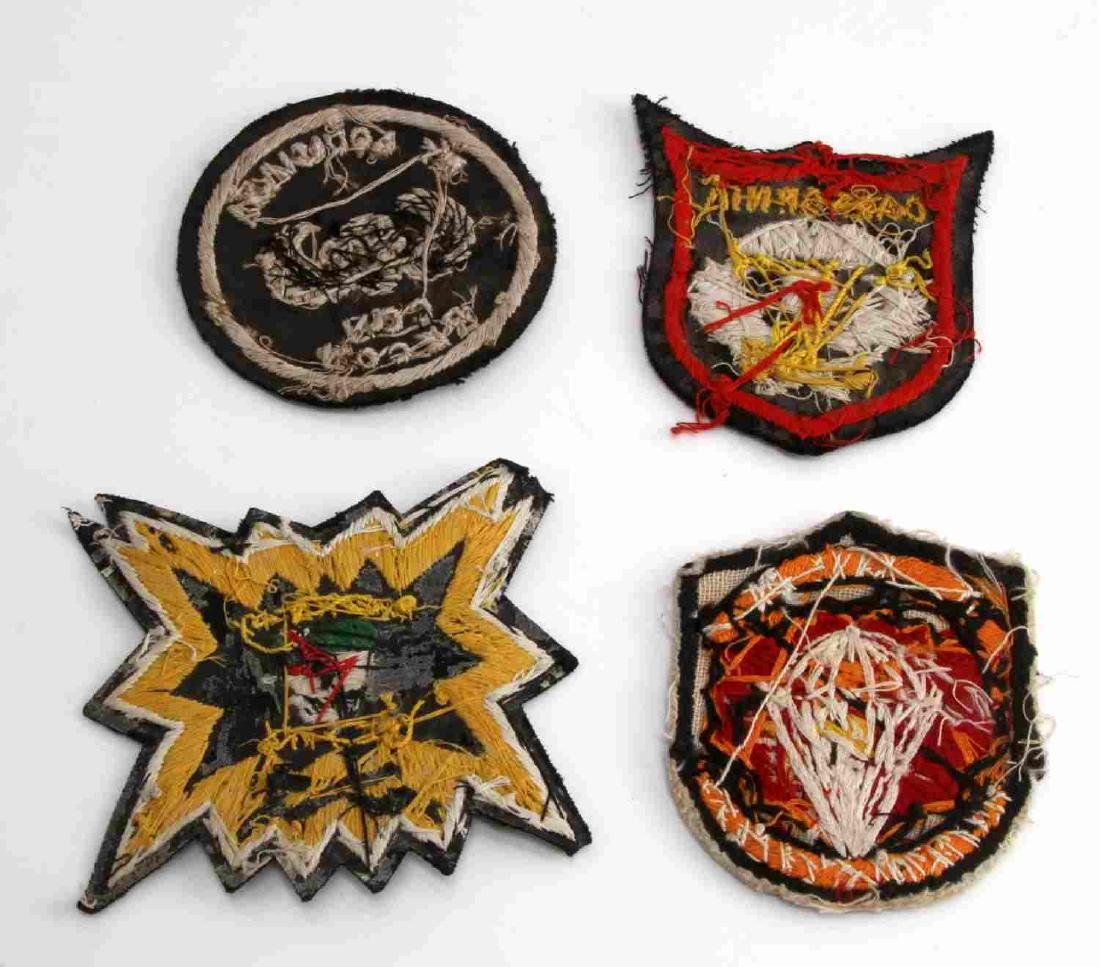4 US VIETNAM ERA ARMY 5TH SPECIAL FORCES PATCHES - 2