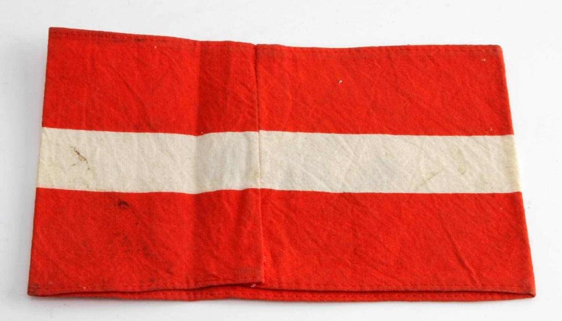 WWII GERMAN THIRD REICH HITLER YOUTH ARMBAND - 2