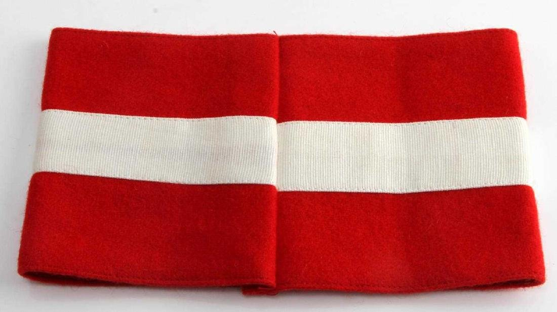 WWII GERMAN THIRD REICH HITLER YOUTH ARMBAND - 3