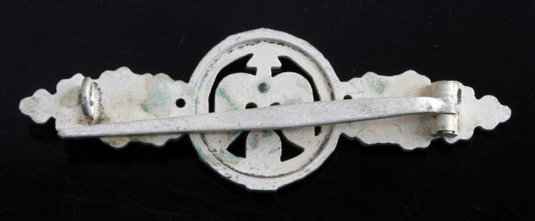 WWII GERMAN LUFTWAFFE SHORT RANGE FIGHTER CLASP - 2
