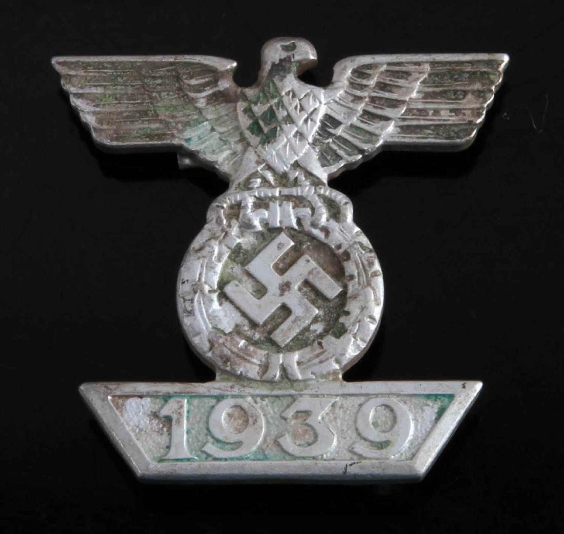 GERMAN WWII 2ND CLASS CLASP TO THE IRON CROSS