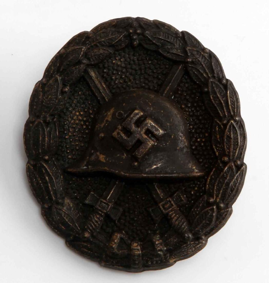 WWII GERMAN REICH SPANISH CONDOR LEGION WOUND BADG