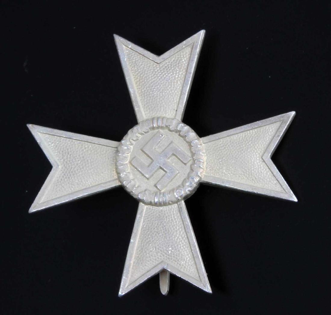 WWII GERMAN 3RD REICH WAR SERVICE CROSS 1ST CLASS
