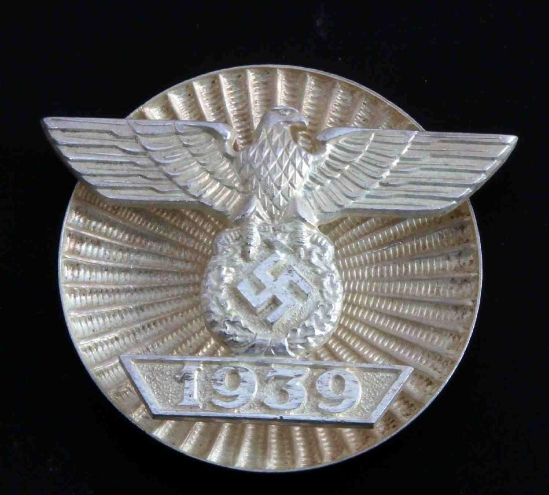 WWII GERMAN THIRD REICH IRON CROSS SPANGE