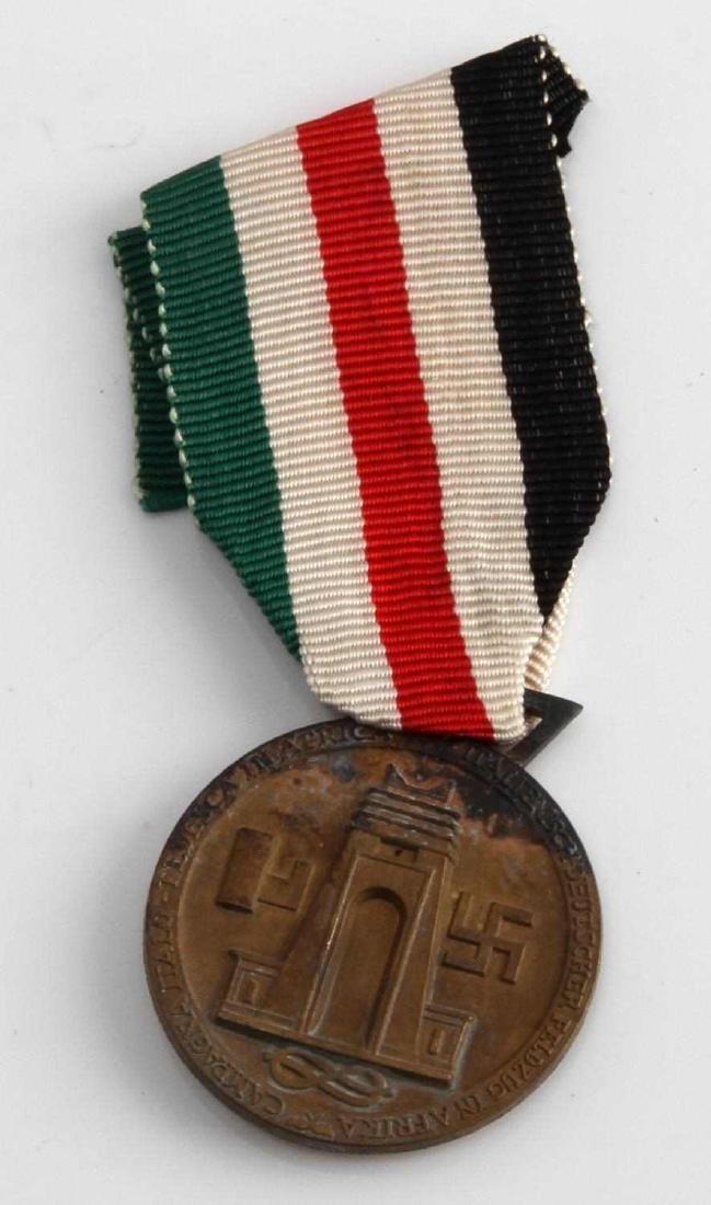 GERMAN ITALIAN1941 AFRIKA CORPS SERVICE DECORATION