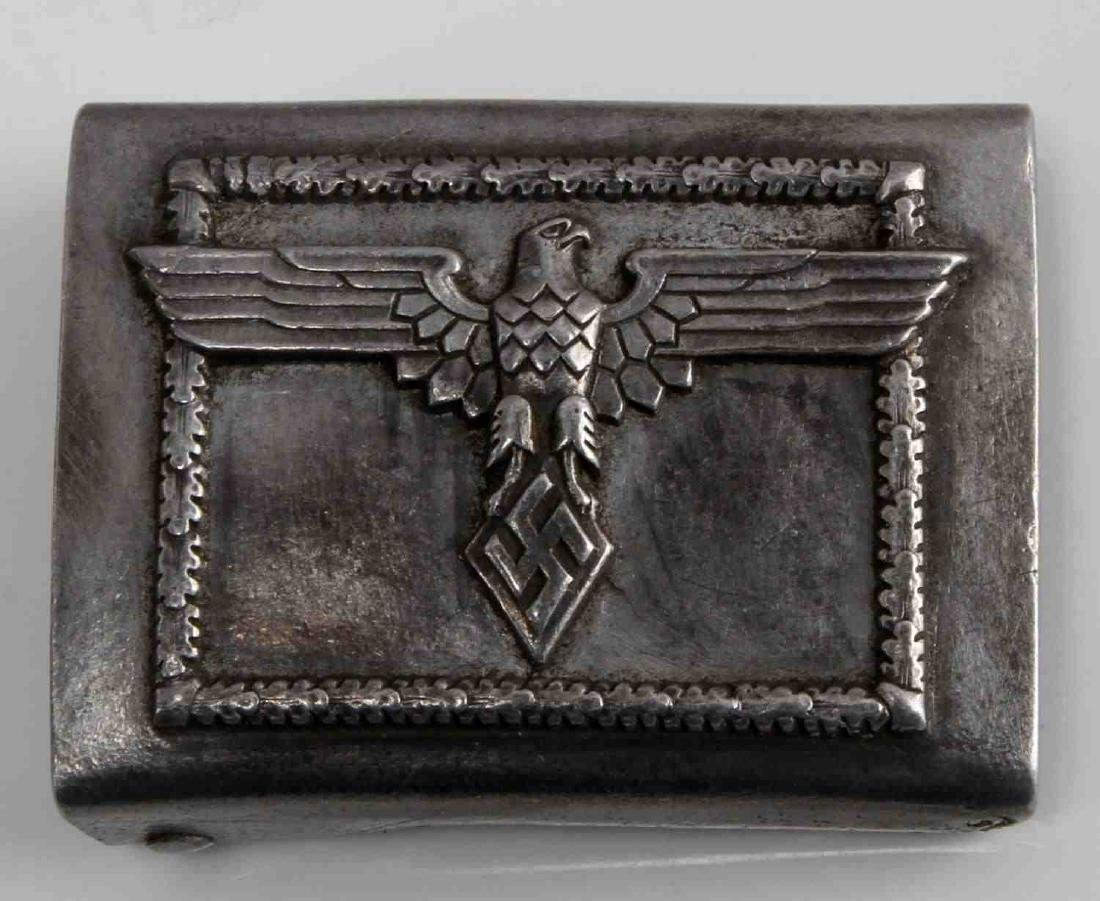 WWII GERMAN THIRD REICH STUDENTBUND BELT BUCKLE