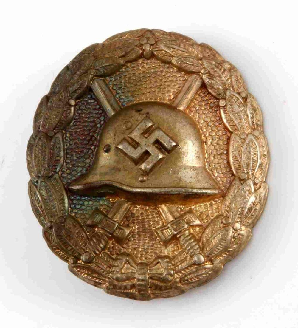 WWII GERMAN THIRD REICH ARMY WOUND BADGE