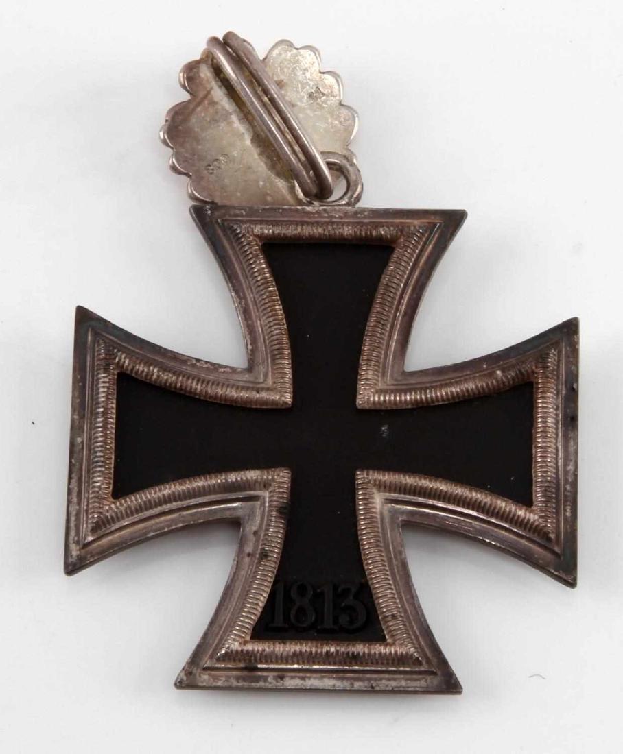 WWII GERMAN THIRD REICH KNIGHTS CROSS W OAK LEAVES - 3