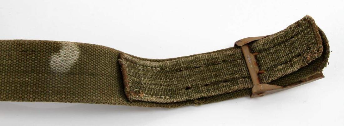 WWII GERMAN 3RD REICH LUFTWAFFE EM TROPICAL BELT - 2