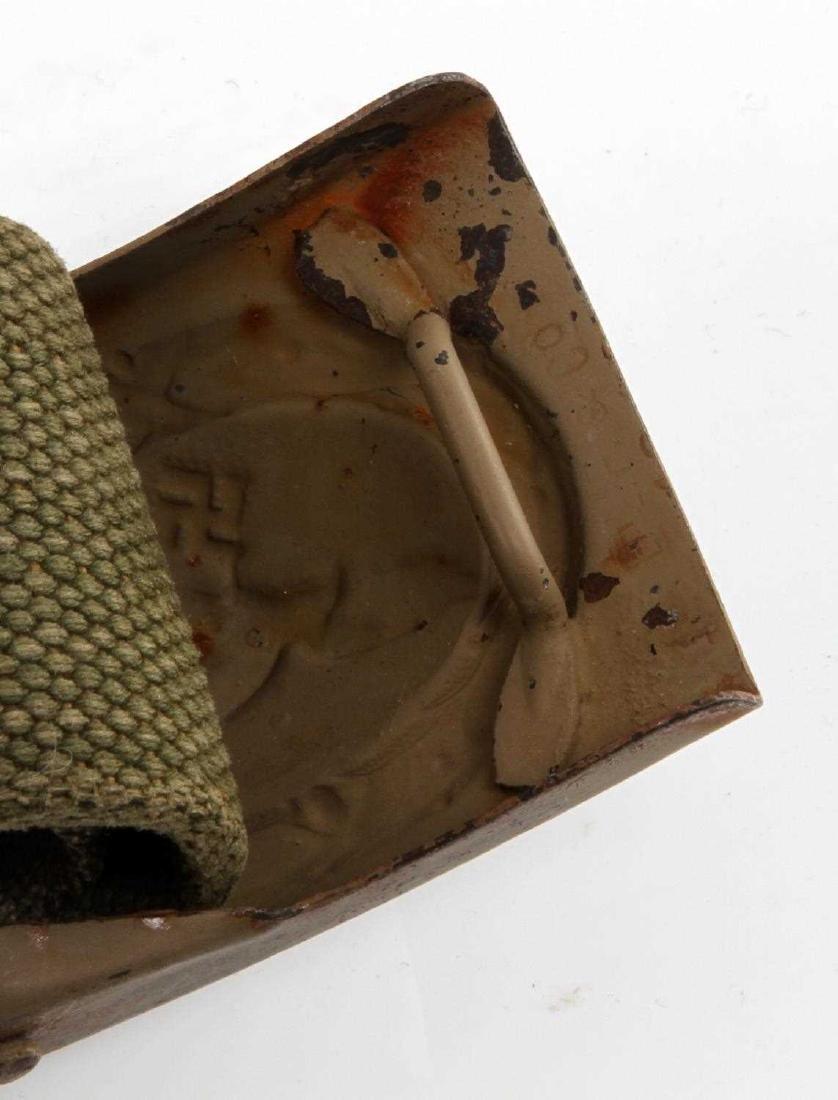 WWII GERMAN 3RD REICH LUFTWAFFE EM TROPICAL BELT - 3