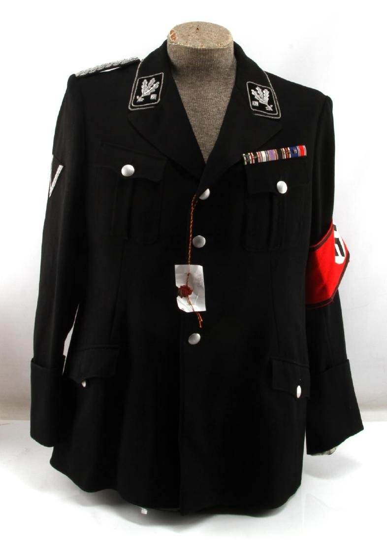 GERMAN WWII GENERAL FRIEDRICH VON EBERSTEIN TUNIC