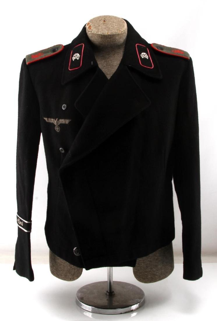 GERMAN WWII ARMY GROSS DEUTSCH EM PANZER WRAPPER