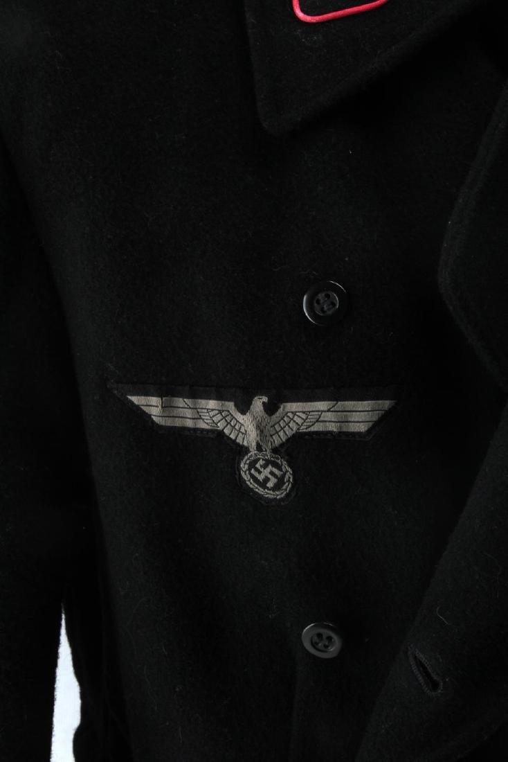 GERMAN WWII ARMY GROSS DEUTSCH EM PANZER WRAPPER - 3