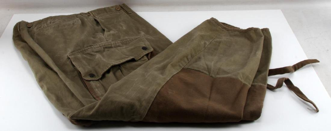 US WWII ARMY PARATROOPER AIRBORNE M42 JUMP PANTS