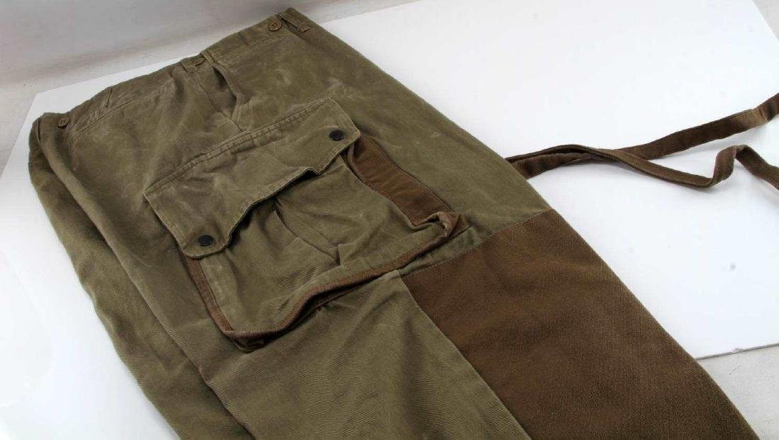 US WWII ARMY PARATROOPER AIRBORNE M42 JUMP PANTS - 2