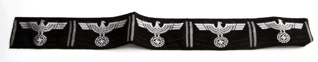 5 GERMAN WWII POLITICAL LEADER SA NSDAP CAP EAGLE