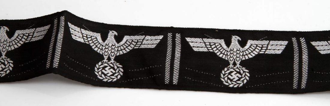5 GERMAN WWII POLITICAL LEADER SA NSDAP CAP EAGLE - 2