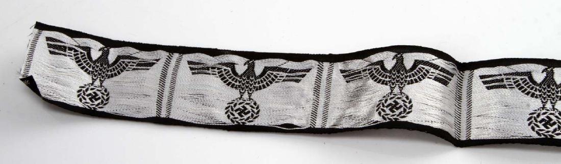 5 GERMAN WWII POLITICAL LEADER SA NSDAP CAP EAGLE - 3