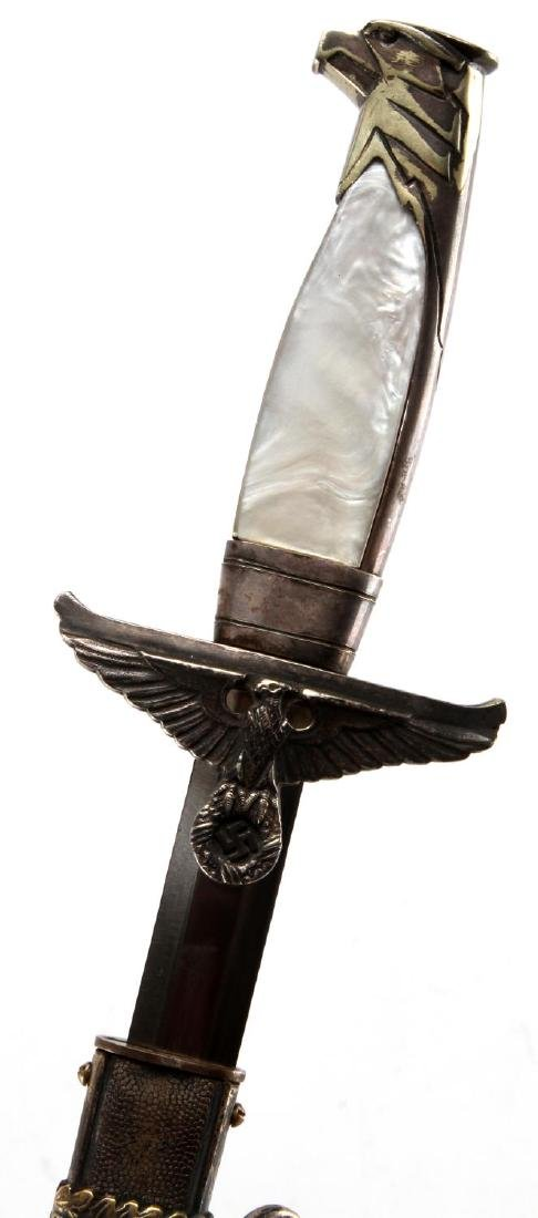 WWII GERMAN THIRD REICH DIPLOMAT OFFICER DAGGER