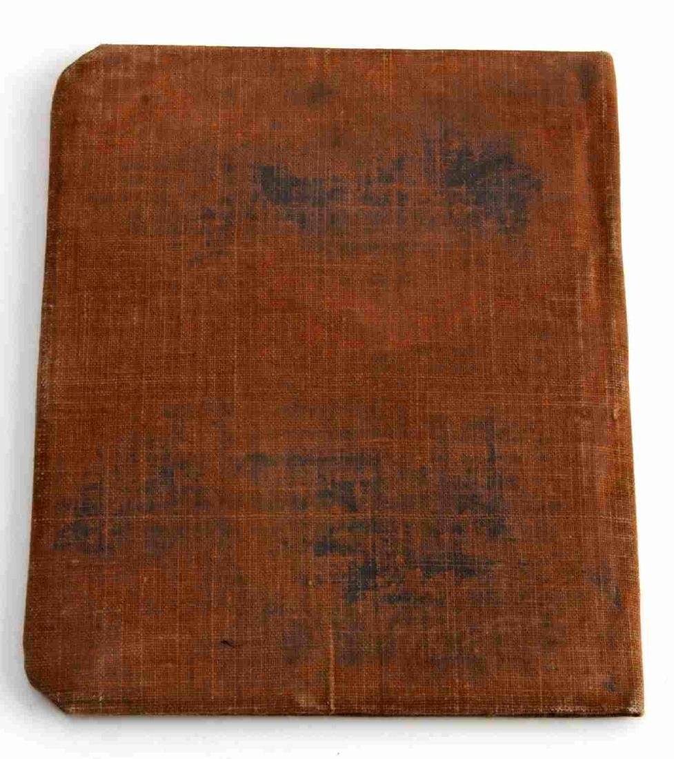 WWII GERMAN THIRD REICH WAFFEN SS ID BOOK - 3