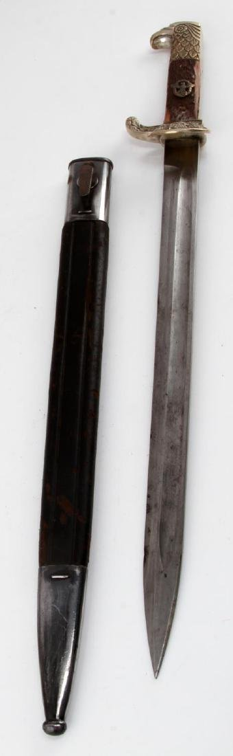 WWII GERMAN THIRD REICH POLICE DRESS BAYONET - 3