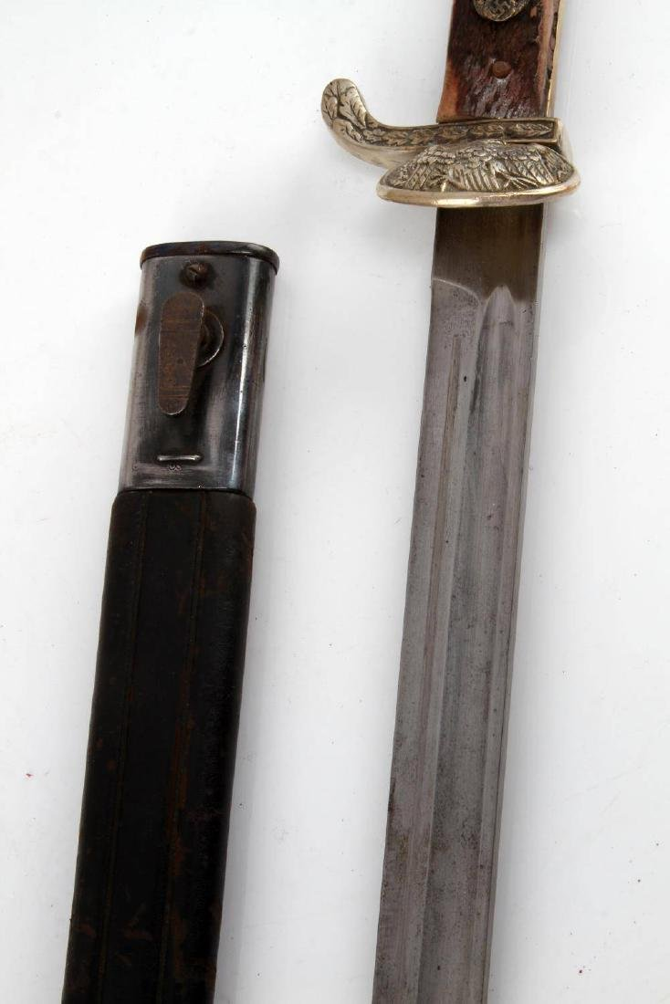 WWII GERMAN THIRD REICH POLICE DRESS BAYONET - 5