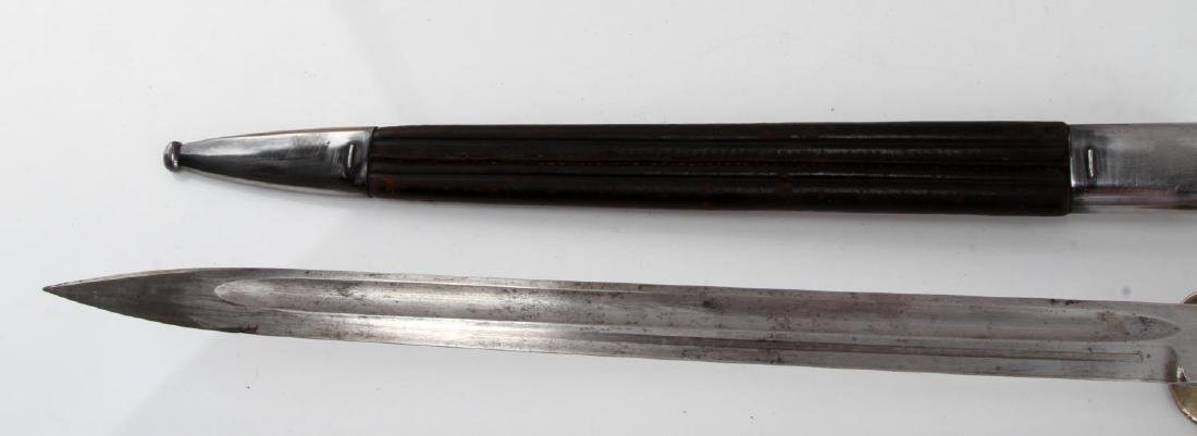 WWII GERMAN THIRD REICH POLICE DRESS BAYONET - 6