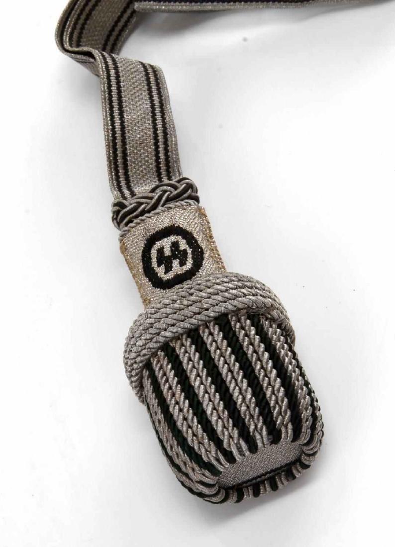 WWII GERMAN THIRD REICH WAFFEN SS PORTAPEE - 2