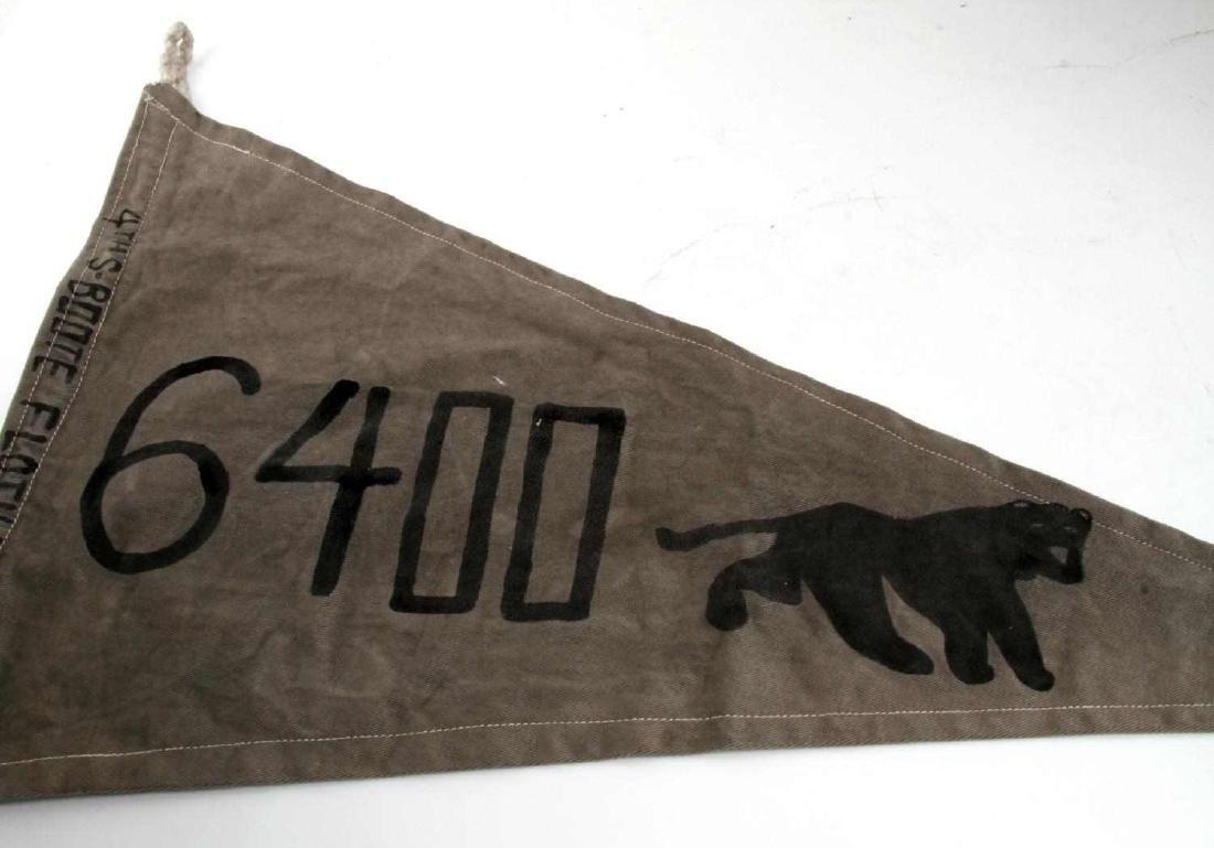 WWII GERMAN THIRD REICH KRIEGSMARINE S BOAT FLAG - 2