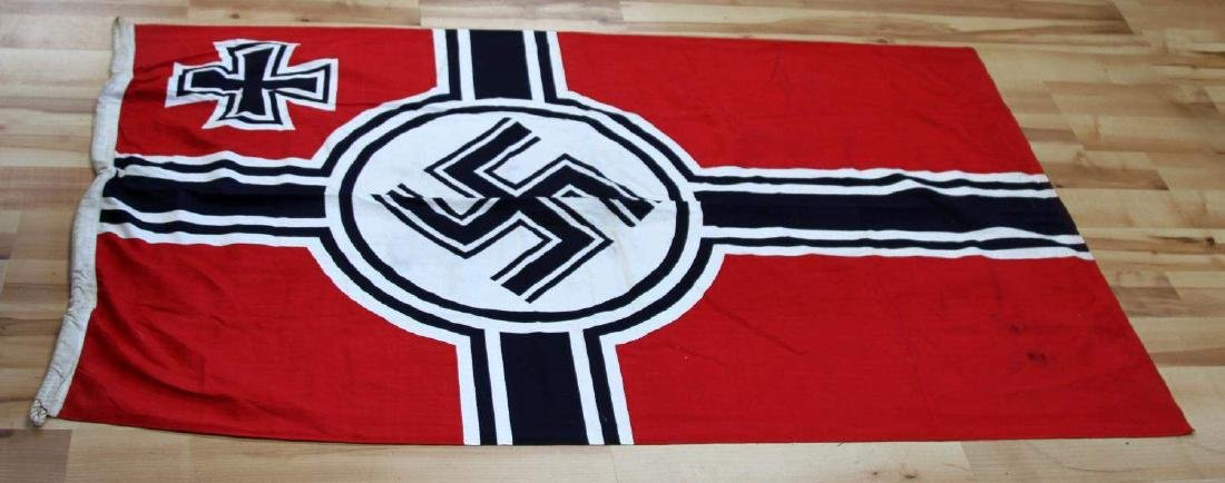 GERMAN WWII THIRD REICH COMBAT BATTLE FLAG