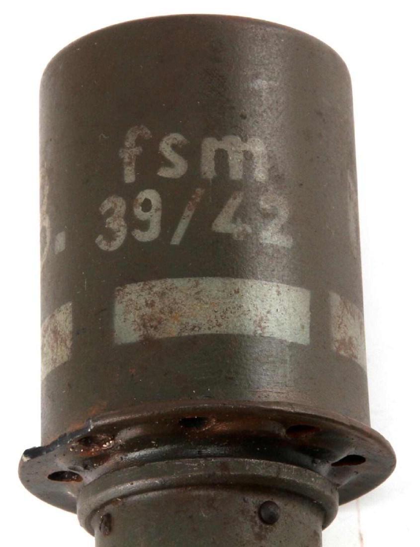 WWII GERMAN 3RD REICH POTATO MASHER SMOKE GRENADE - 3