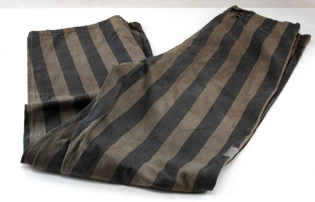 GERMAN WWII JEWISH CONCENTRATION CAMP PANTS
