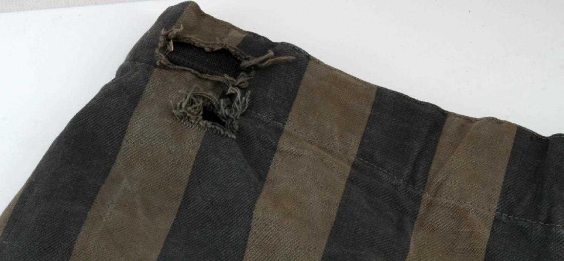 GERMAN WWII JEWISH CONCENTRATION CAMP PANTS - 2