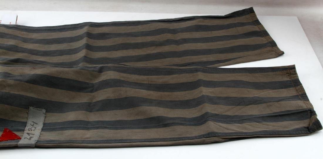 GERMAN WWII JEWISH CONCENTRATION CAMP PANTS - 5