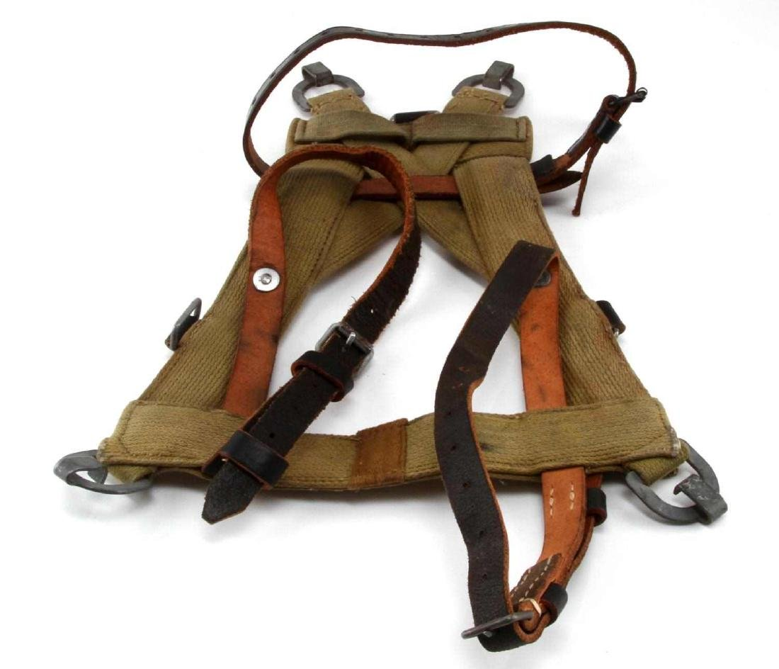 GERMAN WWII HEER ARMY COMBAT BACK PACK A FRAME